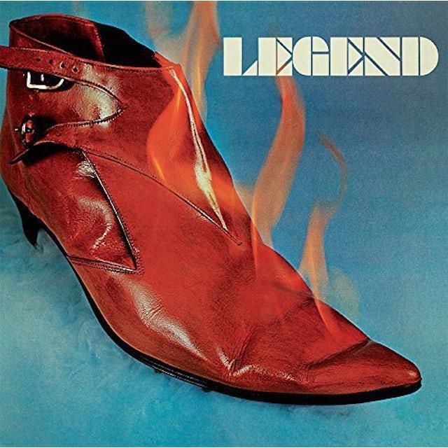 Legend AKA RED BOOT) CD