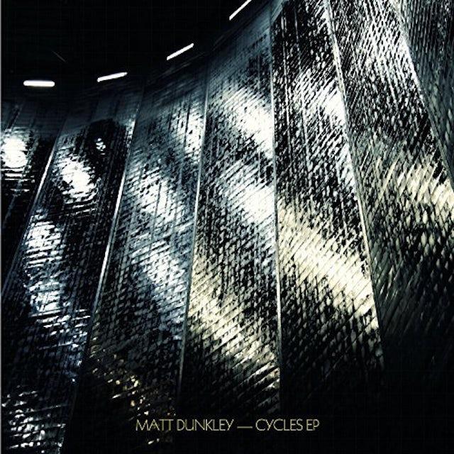 Matt Dunkley CYCLES EP Vinyl Record - UK Release