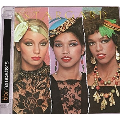 Stargard CHANGING OF THE GARD: EXPANDED EDITION CD