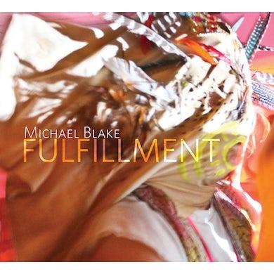 Michael Blake FULFILLMENT CD