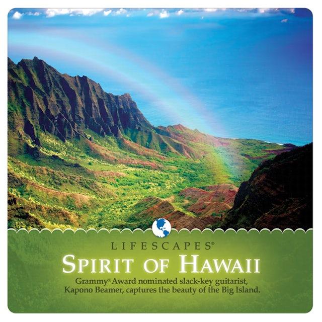 Kapono Beamer SPIRIT OF HAWAII CD