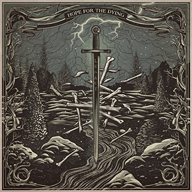 Hope for the Dying LEGACY CD