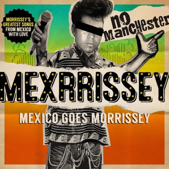 MEXRRISSEY NO MANCHESTER CD