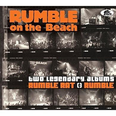 RUMBLE ON THE BEACH 2 LEGENDARY ALBUMS: RUMBLE RAT & RUMBLE CD