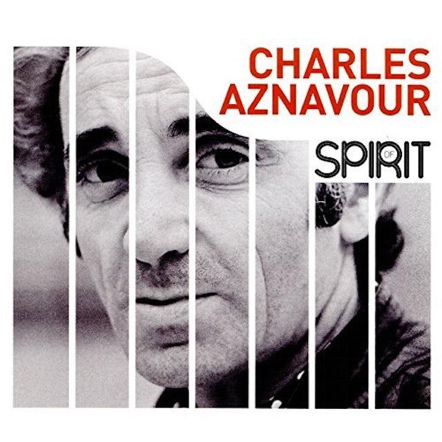 SPIRIT OF CHARLES AZNAVOUR CD