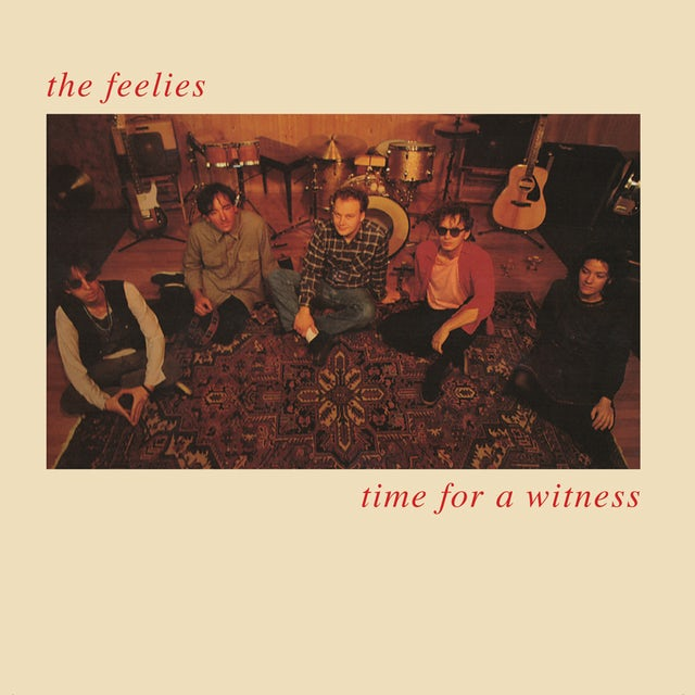 The Feelies TIME FOR A WITNESS CD