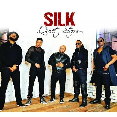 Silk QUIET STORM CD