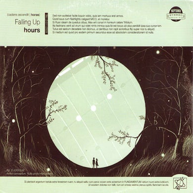 Falling Up HOURS CD
