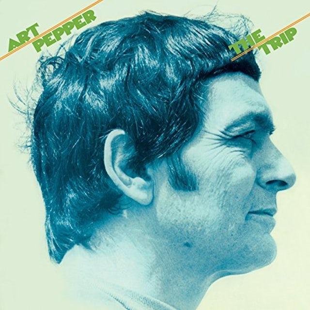 Art Pepper TRIP Vinyl Record