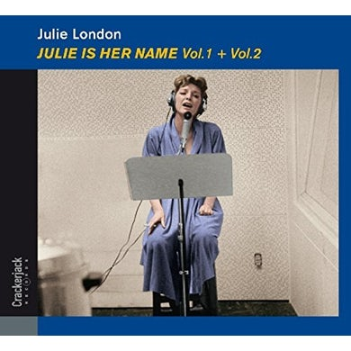 Julie London JULIE IS HER NAME VOL 1 + VOL 2 CD