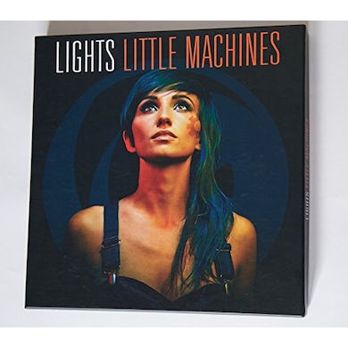Lights LITTLE MACHINES BOX SET Vinyl Record