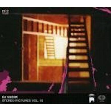 Dj Vadim V3 STEREO PICTURES (LP) Vinyl Record