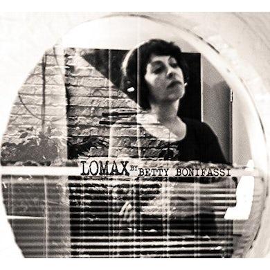 Betty Bonifassi LOMAX CD