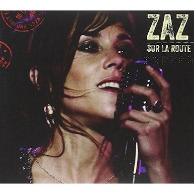 Zaz SUR LA ROUTE CD
