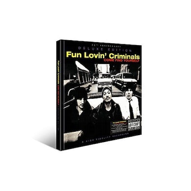 Fun Lovin Criminals COME FIND YOURSELF: 20TH ANNIVERSARY DELUXE BOX CD