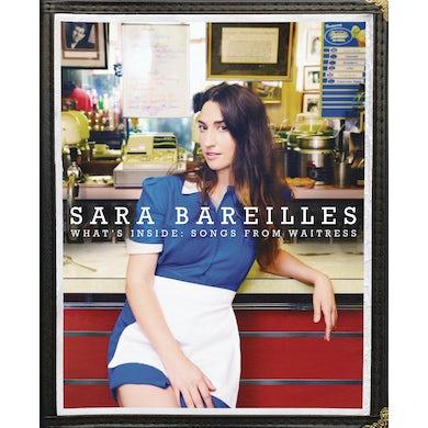 Sara Bareilles WHAT'S INSIDE: SONGS FROM WAITRESS CD
