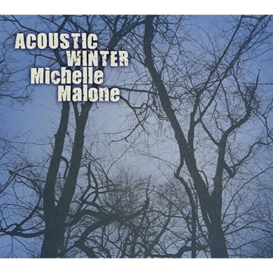Michelle Malone ACOUSTIC WINTER CD