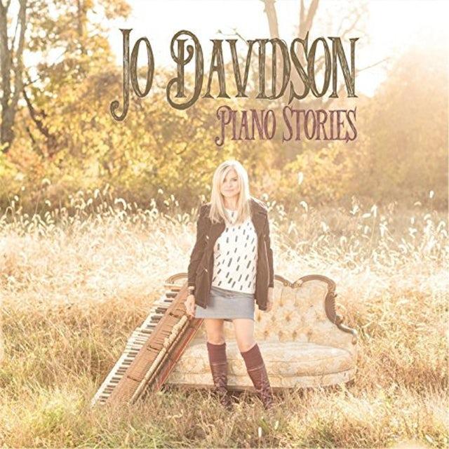 Jo Davidson PIANO STORIES CD