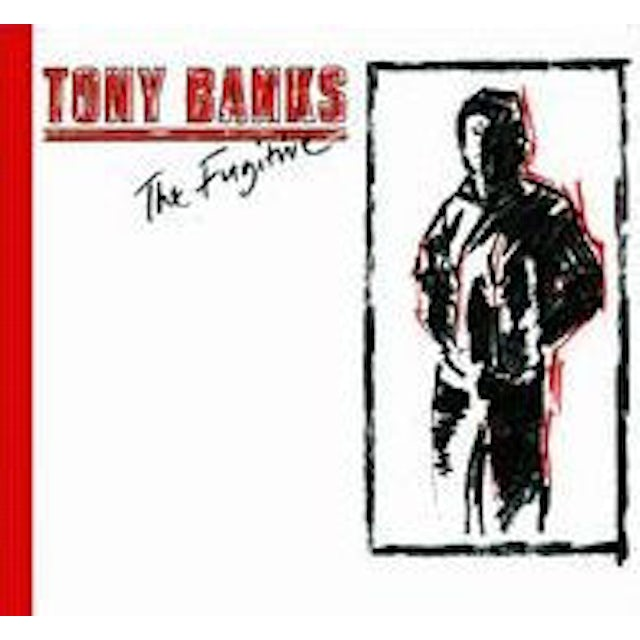Tony Banks FUGITIVE: TWO DISC HARDBACK DELUXE EXPANDED CD
