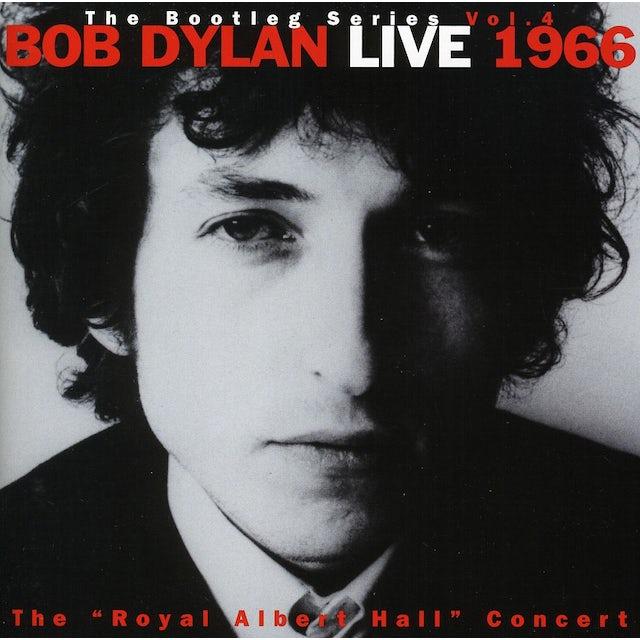Bob Dylan BOOTLEG SERIES-LIVE 1966 4 CD