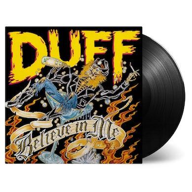 Duff Mckagan BELIEVE IN ME Vinyl Record