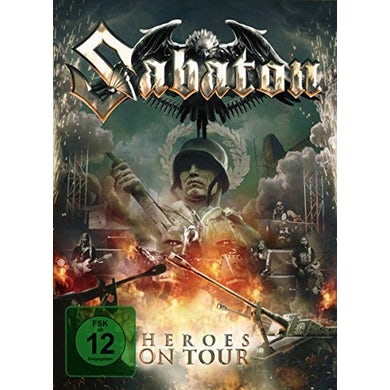 Sabaton HEROES ON TOUR (WITH BONUS DVD) CD