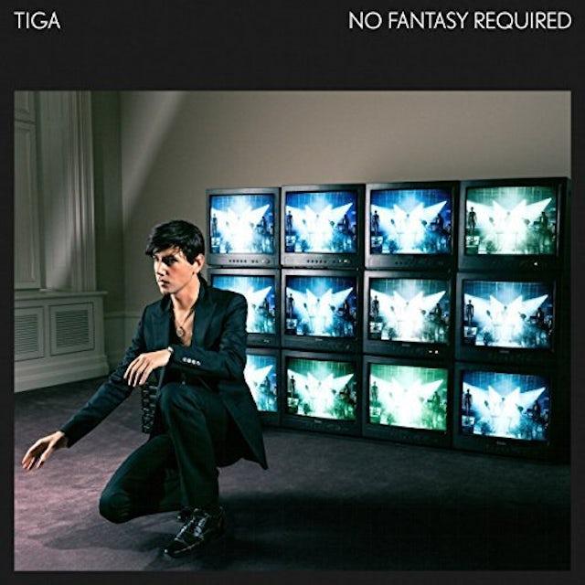 Tiga NO FANTASY REQUIRED Vinyl Record