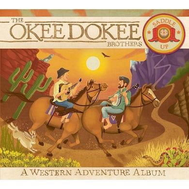 Okee Dokee Brothers SADDLE UP CD