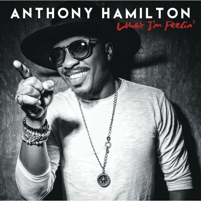 Anthony Hamilton WHAT I'M FEELIN CD