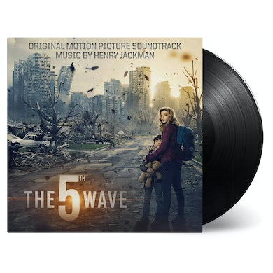 Henry Jackman 5TH WAVE Vinyl Record