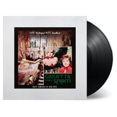 Nino Rota GIULIETTA DEGLI SPIRITI Vinyl Record
