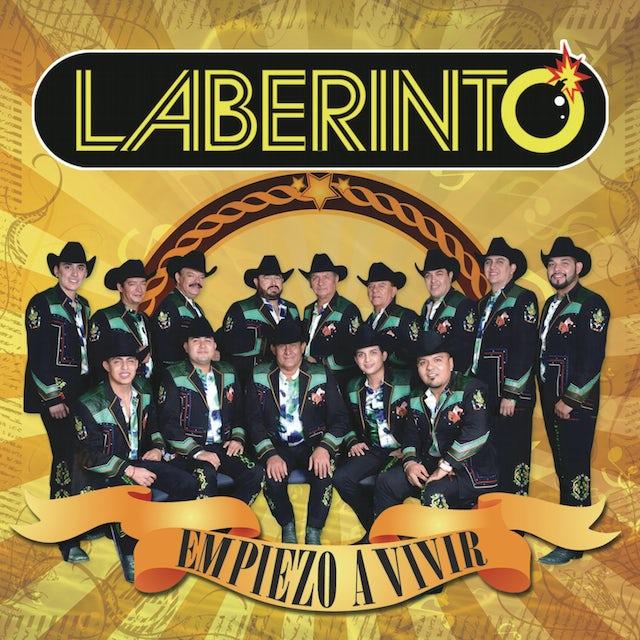 Laberinto EMPIEZO A VIVIR CD