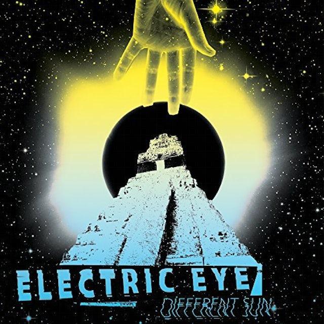 ELECTRIC EYE DIFFERENT SUN CD
