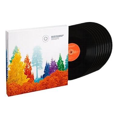 SCHUBERT: SYMPHONIES NOS. 1-8 Vinyl Record