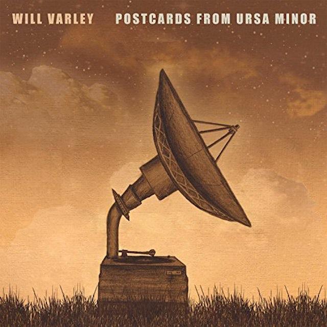 Will Varley POSTCARDS FROM URSA MINOR CD
