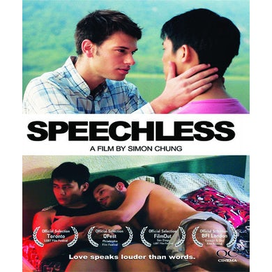 SPEECHLESS Blu-ray