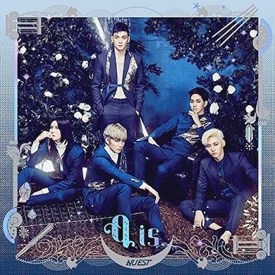 NU'EST Q IS CD