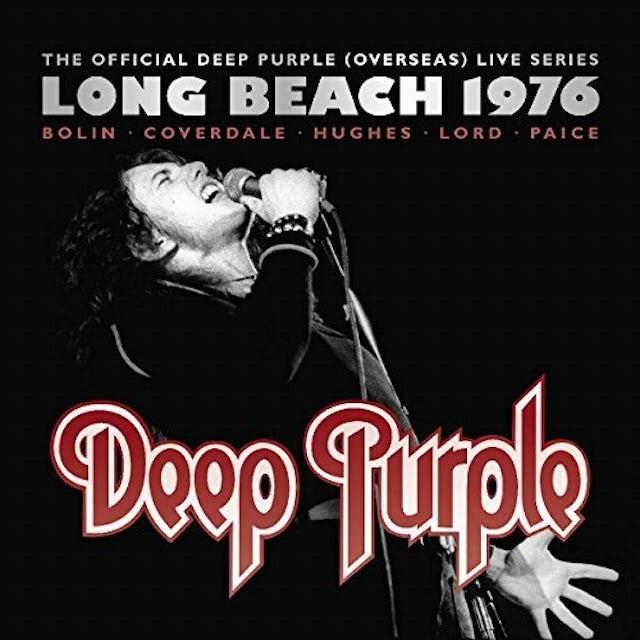 Deep Purple LIVE AT LONG BEACH ARENA 1976 CD