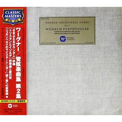 Wilhelm Furtwangler FURTWANGLER CONDUCTS WAGNER 2 CD