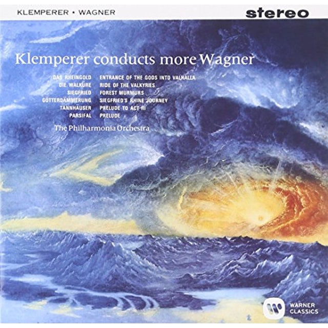 Otto Klemperer KLEMPERER CONDUCTS MORE WAGNER CD