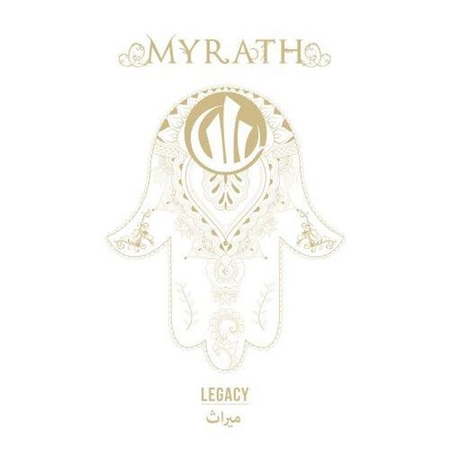 Myrath LEGACY CD