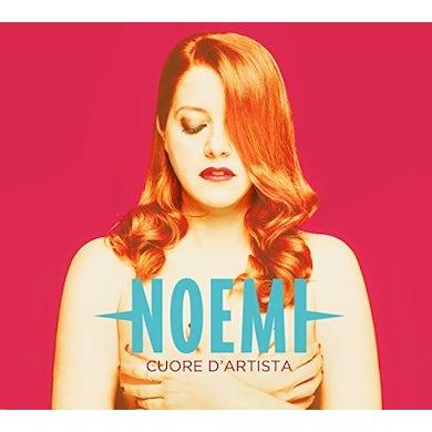 Noemi CUORE D'ARTISTA CD