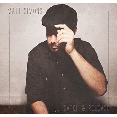Matt Simons CATCH & RELEASE CD