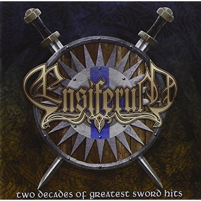 Ensiferum TWO DECADES OF GREATEST SWORD HITS CD