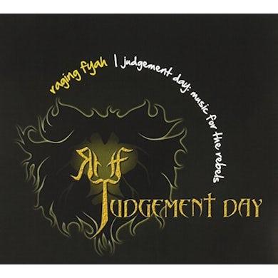 Raging Fyah JUDGEMENT DAY CD