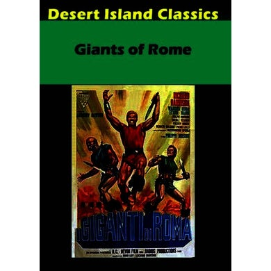 GIANTS OF ROME DVD