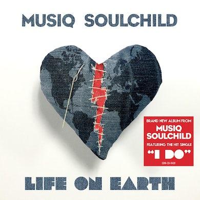 Musiq Soulchild LIFE ON EARTH CD