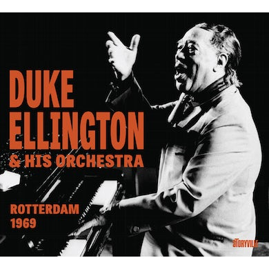 Duke Ellington ROTTERDAM 1969 CD