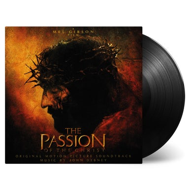 John Debney  PASSION OF THE CHRIST / O.S.T. Vinyl Record