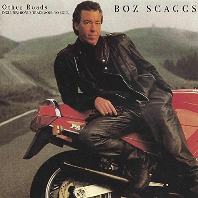 Boz Scaggs OTHER ROADS CD